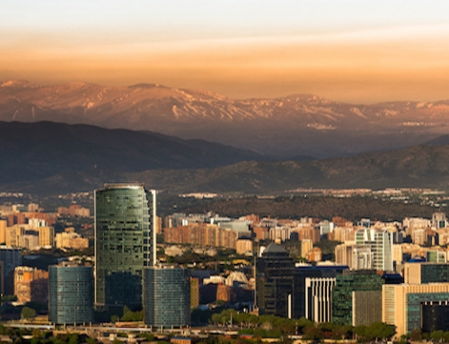 Comienza el proceso de expansión internacional en Iberoamérica